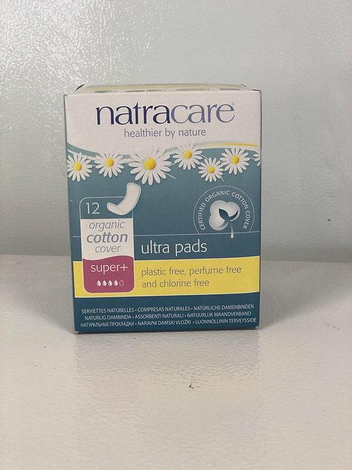 Natracare Organic Super+ Pads