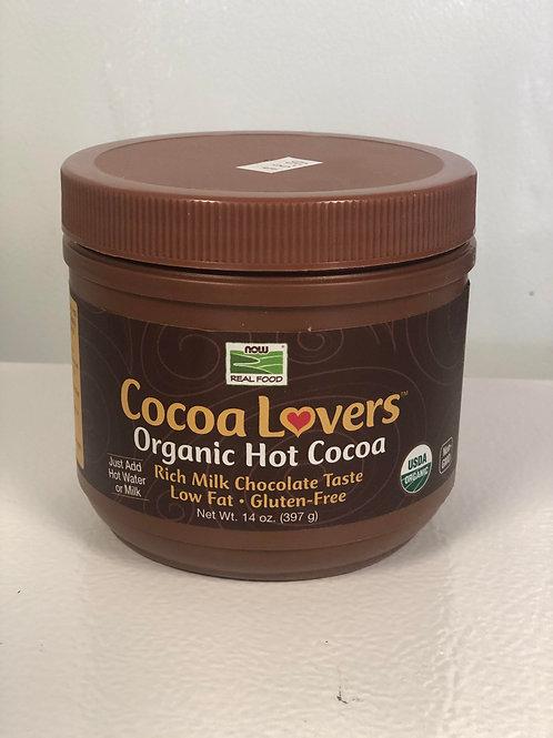 Cocoa Lovers Hot Cocoa