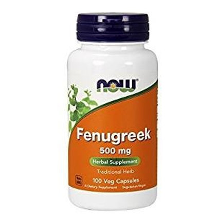 NOW Fenugreek (500mg)
