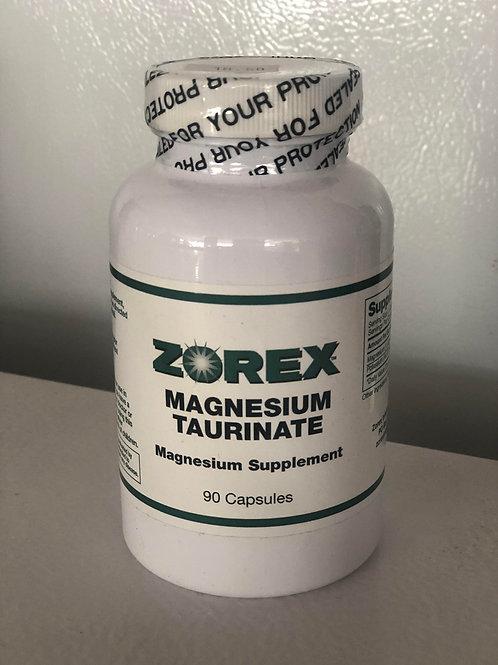 Zorex Magnesium Taurinate