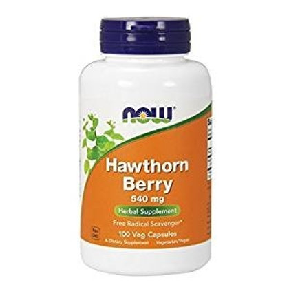 NOW Hawthorn Berry