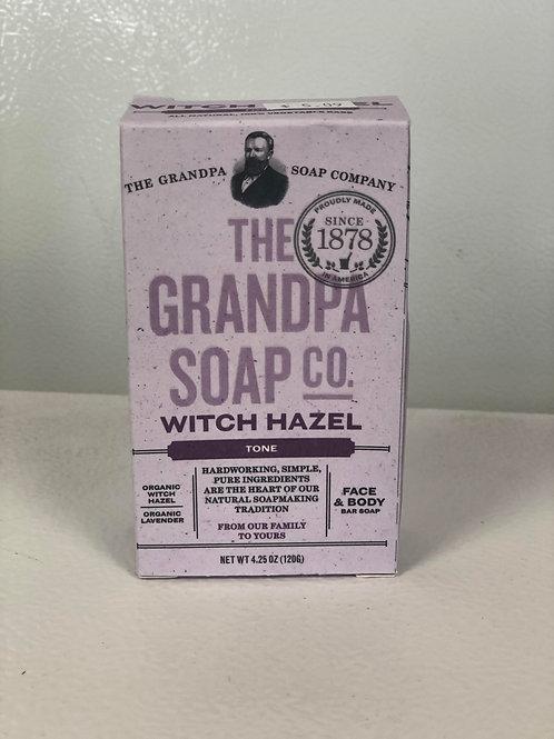 The Grandpa Soap Co. Soap Bars