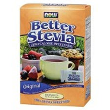 NOW BetterStevia Packets