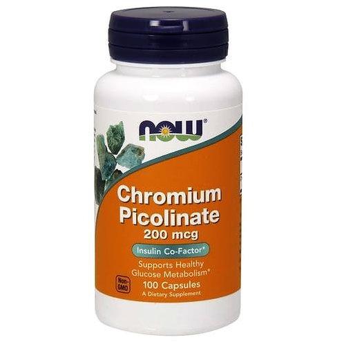 NOW Chromium Picolinate