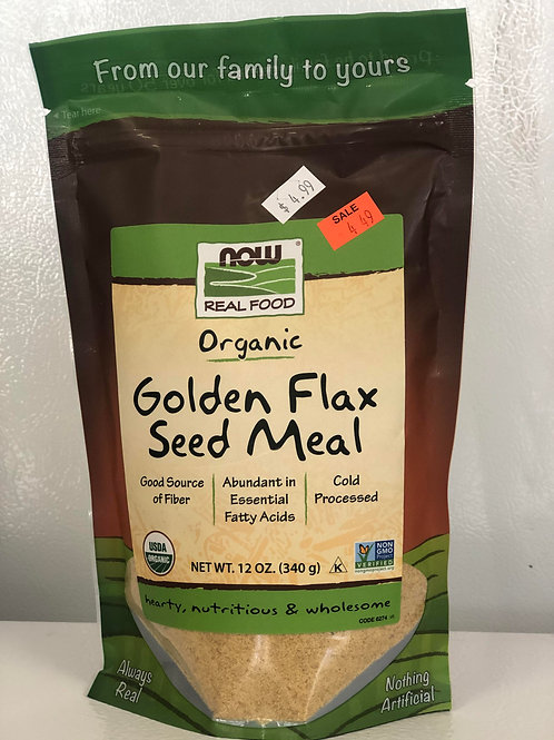Golden Flax Seed Meal