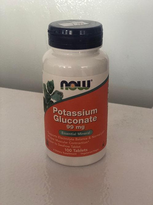 Potassium Gluconate