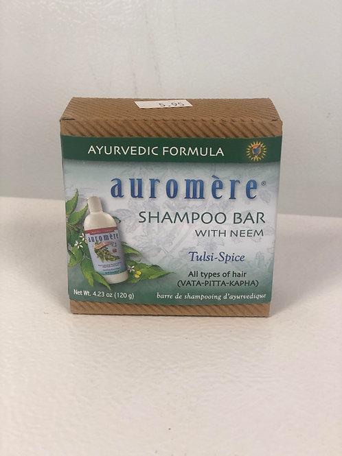 Auromere Shampoo Bar