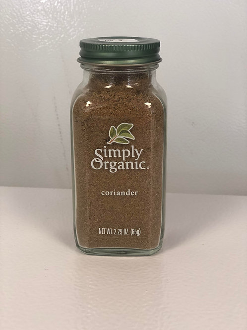 Coriander Seasoning
