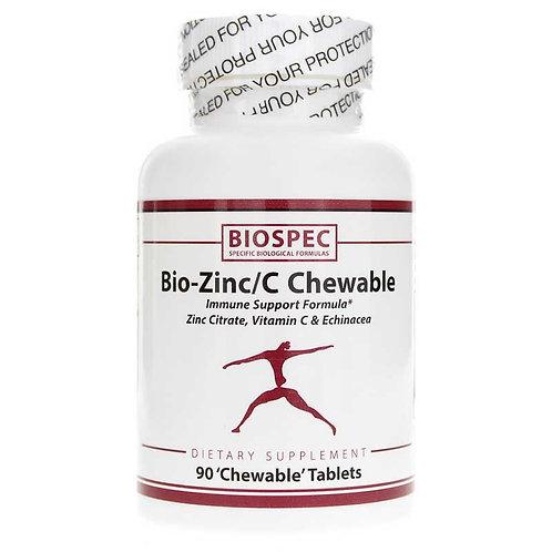 BioSpec Bio-Zinc/C Chewable
