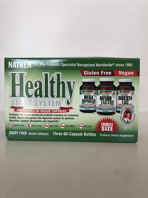 Healthy Start System