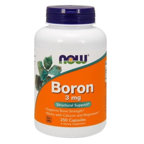 NOW Boron (3mg)