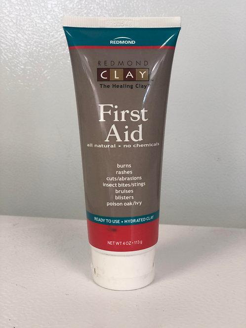 Redmond Clay First Aid
