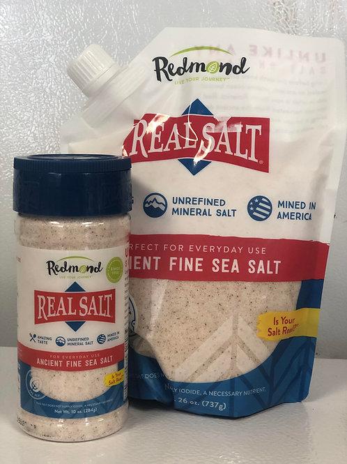 Real Salt Ancient Sea Salt
