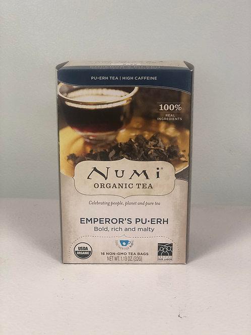 Emperor's Pu-erh Tea
