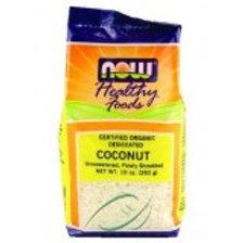 NOW Organic Shredded Coconut