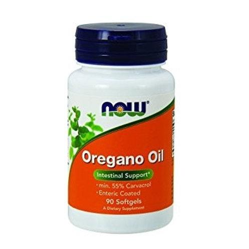 NOW Oregano Oil Softgels