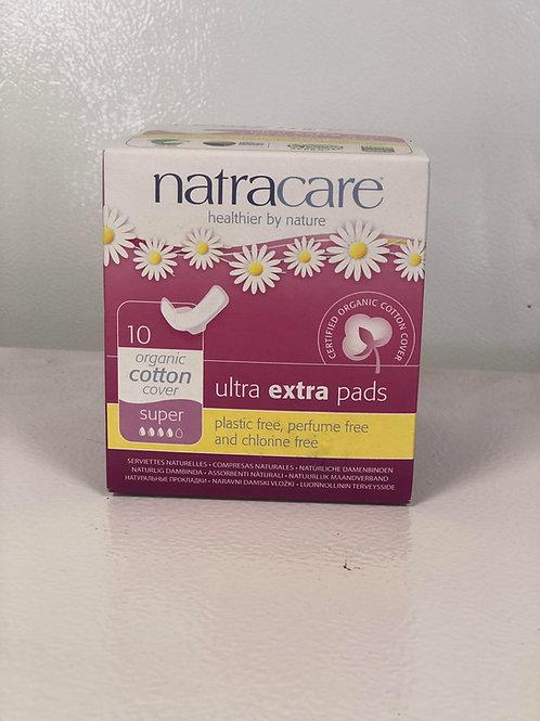 Natracare Organic Super Extra Pads