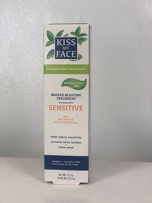 Sensitive Orange Mint Toothpaste