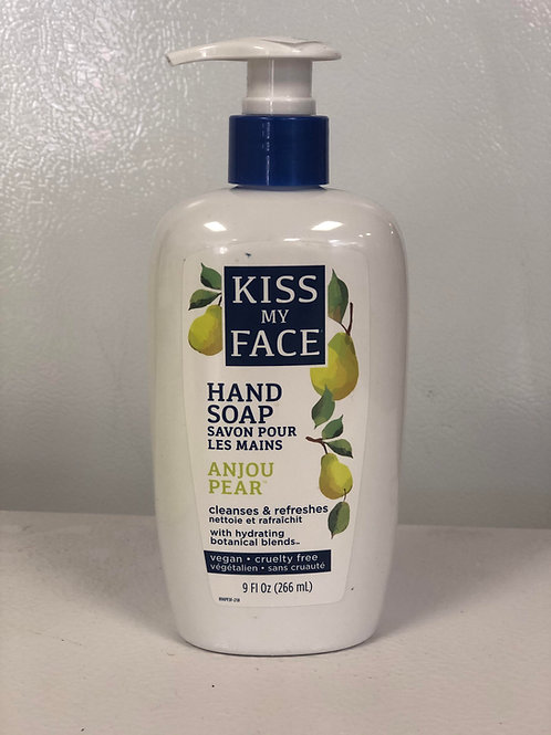 Kiss My Face Hand Soap