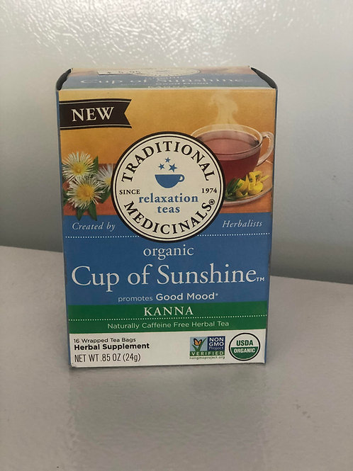 Cup Of Sunshine Tea