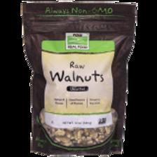 NOW Raw Walnuts
