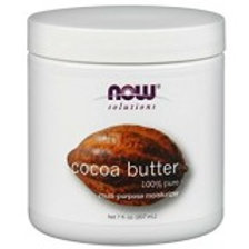 NOW Cocoa Butter