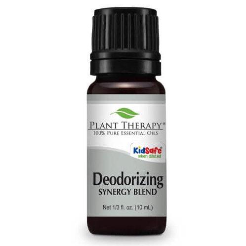 Deodorizing Synergy