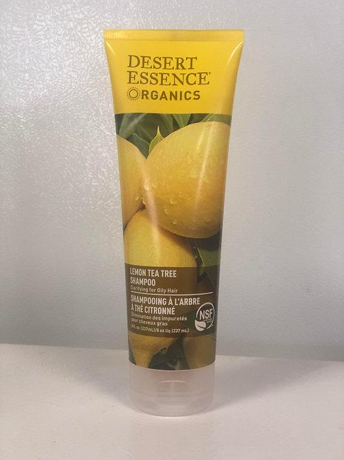 Lemon Tea Tree Shampoo & Conditioner
