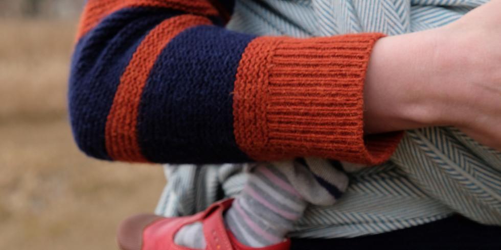 Hands free: bequemes und gesundes Tragen