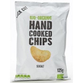Chips à l'ancienne - Nature - 125g