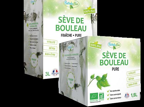 Sève de Bouleau - 3L
