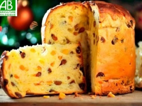 Panettone Traditionnelle - 750g