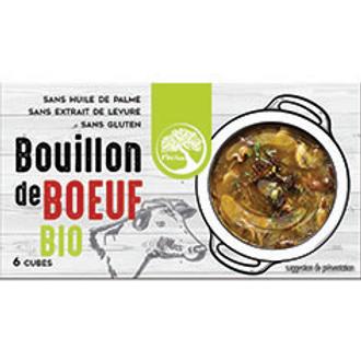 Bouillon de boeuf - 6 cubes