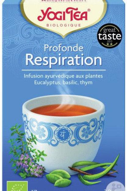Tisane Profonde respiration - 17 sachets