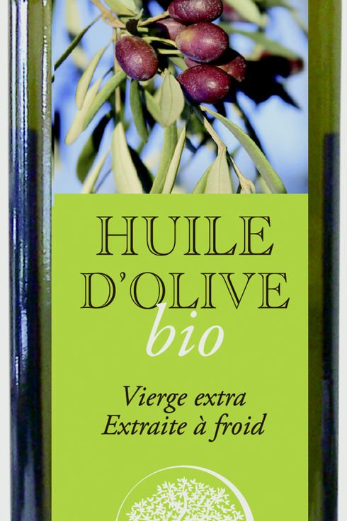 Huile d'olive vierge extra - 75cl