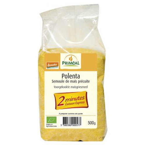 Semoule de maïs (Polenta) - 500g