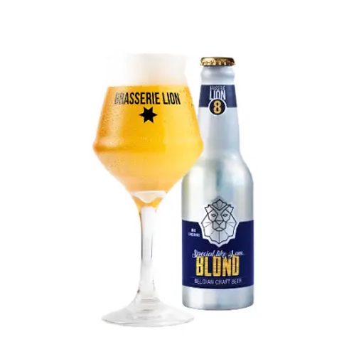 Bière blonde - 33cl