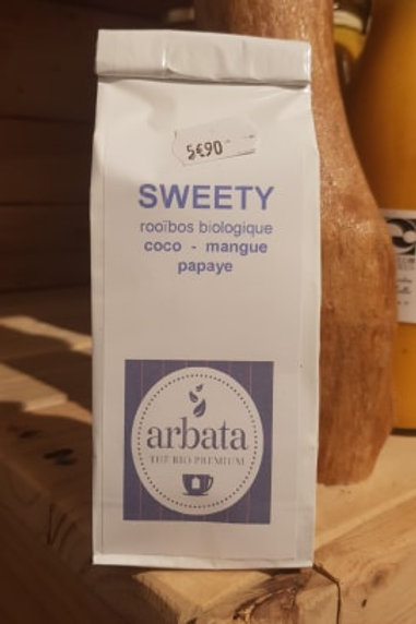 Thé rouge - Sweety - 50g