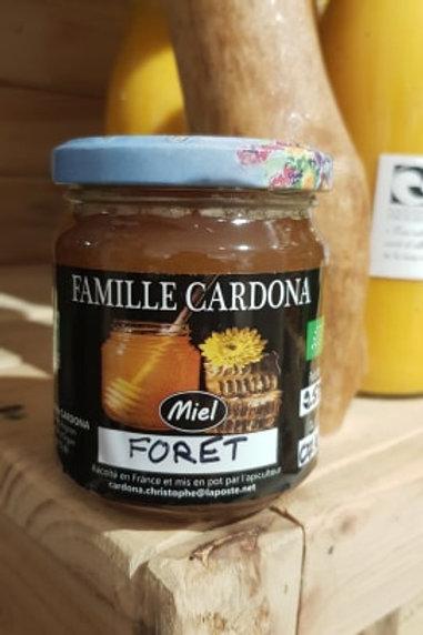 Miel de forêt - 250g