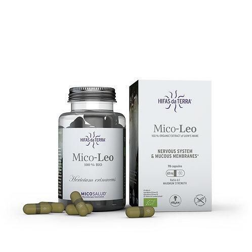 Mico-Leo – Extrait pur biologique de Hericium erinaceus