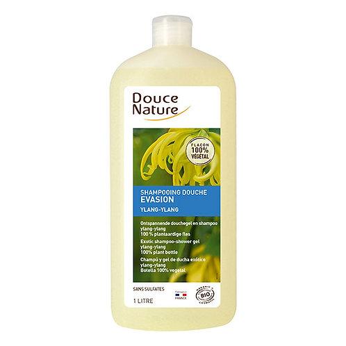Shampoing douche ''Evasion'' - Ylang Ylang - 1L