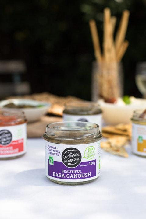 Beautiful baba ghanoush - Caviar d'aubergine - 100g