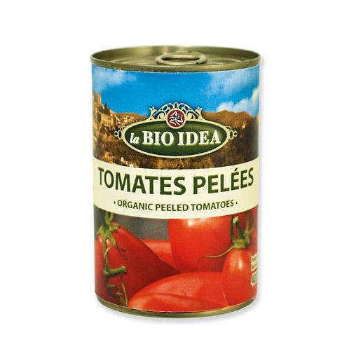 Tomate pelée - 400g