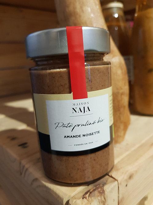 Pâte à tartiner Praliné amande noisette - 220g
