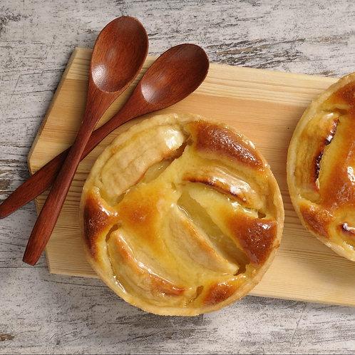 Tartelette aux pommes - 100g