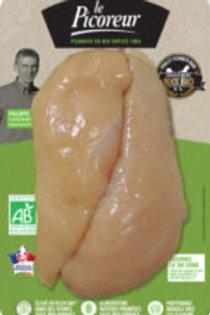 Filet de poulet noir x 2- 280gr à 400gr