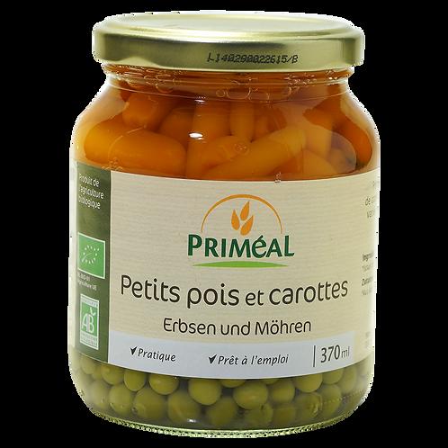 Petits pois et carottes - 330g