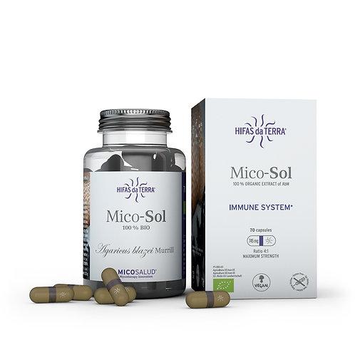 Mico-Sol – Extrait pur biologique de Champignon du soleil