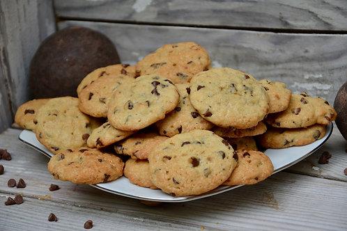 Cookies pépites de chocolat noir - 100g (env 7 pces)