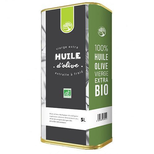 Huile d'olive Tunisie - 5L